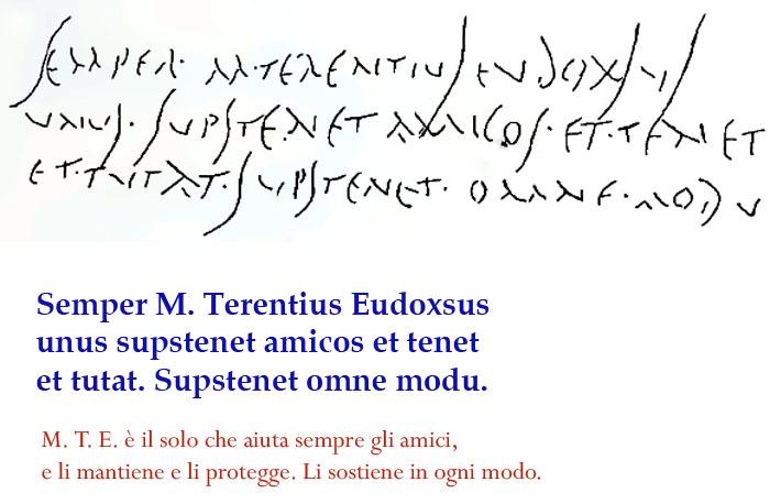 vindolanda and pompei Femme tenant une tablette (parfois identifiée à sappho), pompéi, regio 6,  de  bois dites de vindolanda , datant de la fin du ier et du iie siècle après j-c.